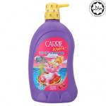 Carrie Junior Baby / Bayi Hair & Body Wash Cherry Grapeberry Rasberry Milk 700g