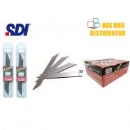 image of SDI 30 Degree Angle Snap Blade / Refill For SDI Cutter Knife 5pcs #1361C