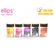 image of Ellipps Hair Vitamin Treatment Nutri Color Smooth Shiny Black Vitality 50 Capsul
