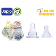 image of Japlo Baby Silicone Nipple / Puting Silikon Bayi (Pupici Philips Alternative)