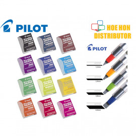 image of Pilot Parallel, Calligraphy, Fountain, Jawi, Sketch Cartridge Refill Colour Pen