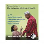 TYT Confinement Herbal Bath / Mandian Herba Bersalin 40g X 2 Sachet
