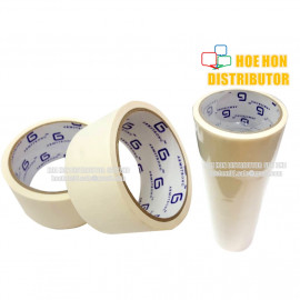 image of Masking Tape 48mm X 12m + / 2 Inch X 14 Yard
