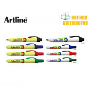 image of Artline Clix / Retractable Permanent Marker 1.5mm EK - 73 / 4.0mm EK - 93