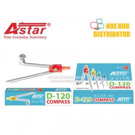 image of Astar Student Compass / Kompas Belajar D 120