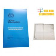 image of Jadual Kedatangan Sekolah / School Attendance Schedule B218 36 Page