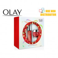 image of Olay Regenerist Miracle Duo Limited Edition Miracle Boost + Micro Cream