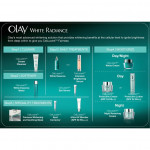 Olay White Radiance Light Perfecting Day Lotion SPF 24 75ml Advanced Moisturiser