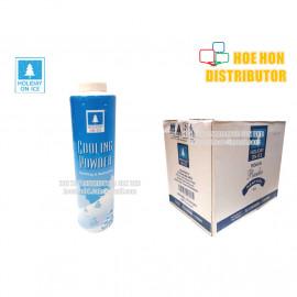 image of Holiday On Ice Premium Menthol Cooling Powder / Bedak Serjuk Badan 400g