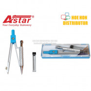 image of Astar Compass / Kompas With Mechanical Pencil 0.5mm