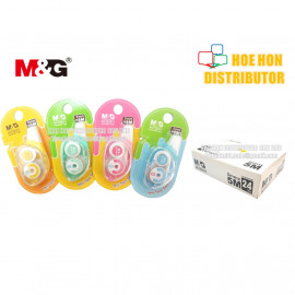 image of M&G Mini Correction Tape 5mm X 5m ACT 52571