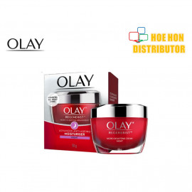 image of Olay Regenerist Micro Sculpting Cream Night Advanced Anti-Ageing Moisturiser 50g