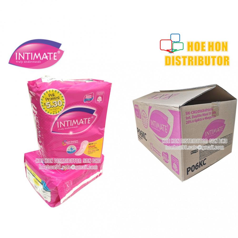 Intimate Maxi Non Wing 23cm 20 Pads #P06