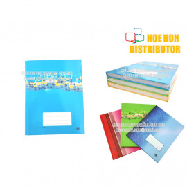 image of Hard Cover Square Note Book F5 350 Pages (400 Pages / 420 Pages)