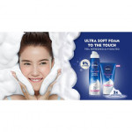 Nivea White Oil Clear / Pearl White Caring Whip Facial Cleanser 100ml