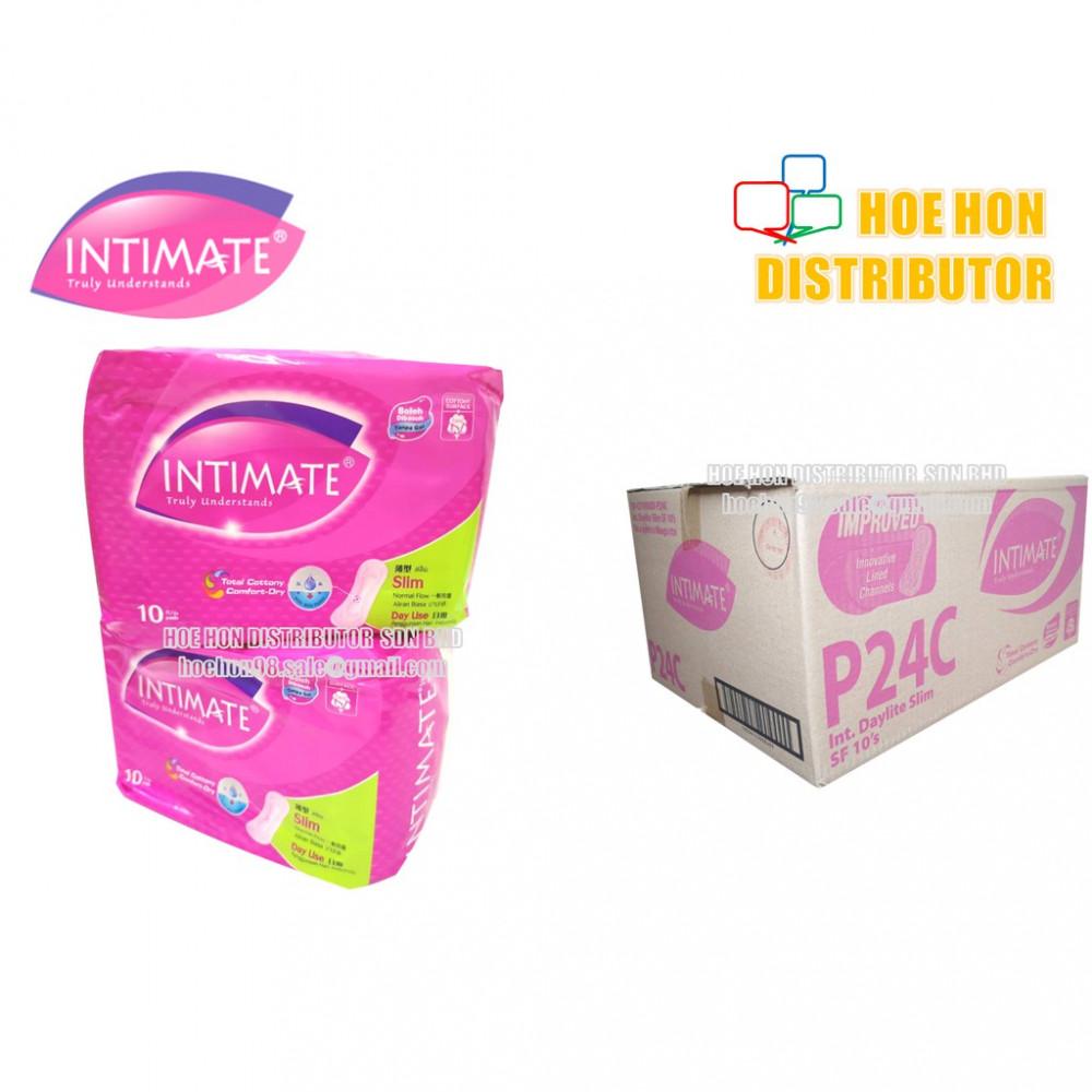 Intimate Slim Non Wing 23cm 10 Pads #P24