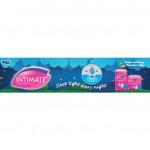 Intimate Maxi Wing Night Use 28cm 8 Pads #P59
