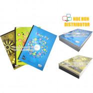 image of Lecture / Text / Exam / Examination Pad Note Book A4 50 Sheet (Buku Tulis)