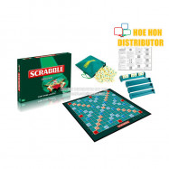 image of Scrabble Tile Crossword Board / Family Game (Sahibba) Folding Card Board Type