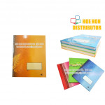 Hard Cover Square Note Book F5 140 Pages (100 Pages / 120 Pages)
