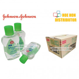 image of Johnson's Baby Aloe Vera Oil / Minyak Bayi Johnson 125ml Green