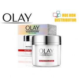 image of [NEW] Olay Regenerist Magnemasks Infusion Rejuvenating Jar Refill 50g