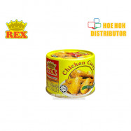image of Rex Chicken Curry Canned Food / Tin Kari Ayam 280g HALAL