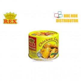 image of Rex Chicken Curry Canned Food / Tin Kari Ayam 280g HALAL