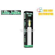 image of Traditional Large Size White Candle / Lilin Jelita 1280