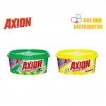 Axion Dishwash Paste Dishpaste Lime Lemon 350g + 50g (400g)