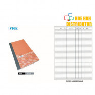 image of Buku Stok / Stock Book Keeping 100 Page B2 - 50
