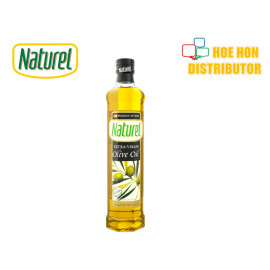 image of Naturel Extra Virgin Olive Oil / Minyak Zaitan Tulen 500ml