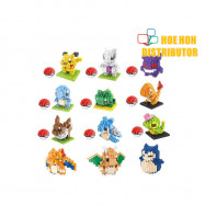 image of Pokemon Lego Micro Mini Diamond Block
