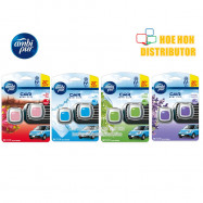 image of Ambi Pur Car Mini Clip Air Freshener 2ml X 2 (Pengharum Mobil)