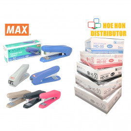 image of MAX Stapler HD-50 / HD91444 / Use Max Staples No. 3
