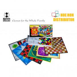 image of Compendium 15 Games SPM 95