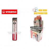 image of Stabilo Hi Polymer 2B Pencil Leads / Lead 0.5mm X 75mm