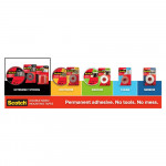 3M Scotch Outdoor Mounting Tape 6.7kg 2.54cm X 1.52m / 1 Inch X 60 Inch