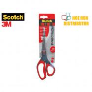 "image of 3M Scotch Precision Scissor / Gunting 8"" / 8 Inch (Stainless Steel Scissor) 1448"