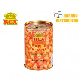 image of Rex Baked Beans / Kacang Panggang 425g (HALAL)