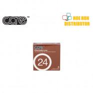 image of Care 24 Chocolate Love 3pc Condom (Durex Condom Alternative)