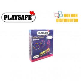 image of Playsafe Forever Condom 3s (Durex Condom Alternative)