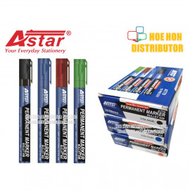 image of Astar Refillable Permanent Marker AT70 (Artline 70 Alternative)