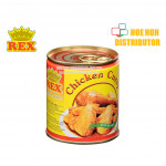 Rex Chicken Curry Canned Food / Tin Kari Ayam 280g HALAL