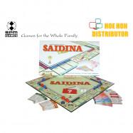 image of Saidina Deluxe Premier Property Trading Edition Board Game SPM 22