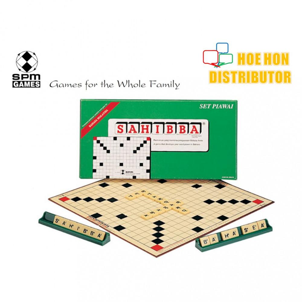 Sahibba Standard / Set Piawai Bahasa Malaysia Board Game SPM 03