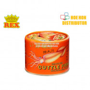 image of Rex Cuttlefish With Soya Bean Sauce / Sotong Dalam Kicap Soya 170g HALAL