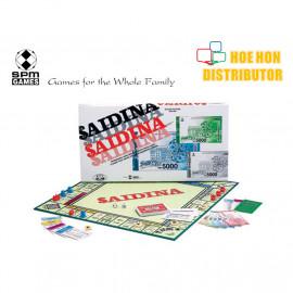 image of Saidina Standard Millionaire/Jutaria Bahasa Malaysia - English Board Game SPM 21