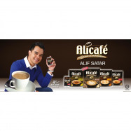 image of Power Root Ali Cafe Tongkat Ali & Ginseng Coffee Energy Drink / Air Kopi 250ml