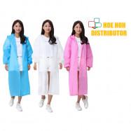image of Durable Unisex Outdoor Raincoat 1pc C1030